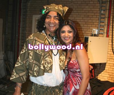 Shilpa Shetty bij Raymann is laat
