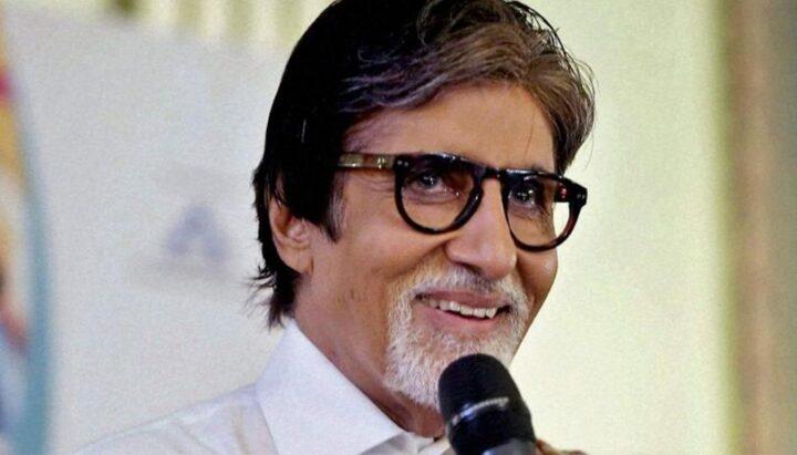 Bollywood legende Amitabh Bachchan positief getest op COVID-19
