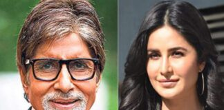Amitabh Bachchan en Katrina Kaif samen in Bollywood film Deadly?