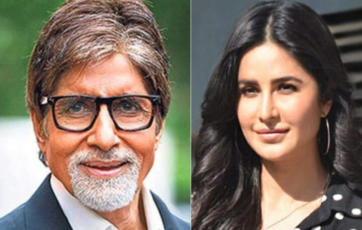 Amitabh Bachchan en Katrina Kaif samen in Bollywood film Deadly?