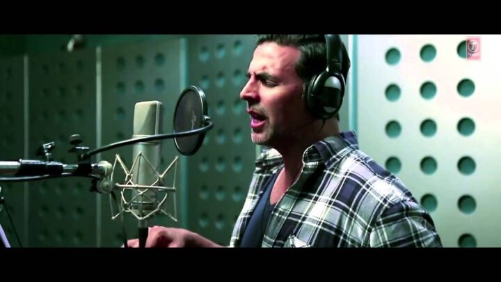 Akshay Kumar gaat rappen voor soundtrack Bollywood film Housefull 4