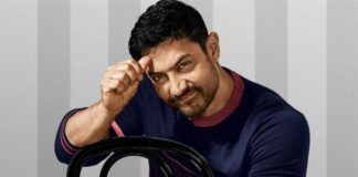 Bollywood acteur Aamir Khan weer in Mogul