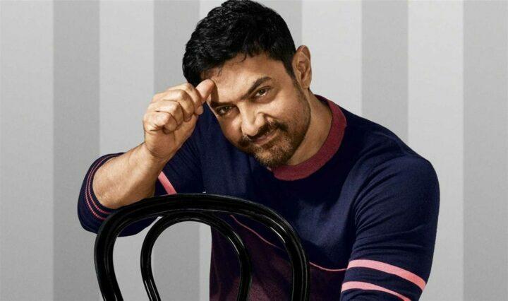 Bollywood acteur Aamir Khan weer in Mogul