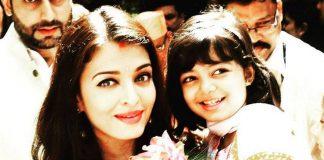 Abhishek en Aishwarya houden dochter weg uit de spotlights