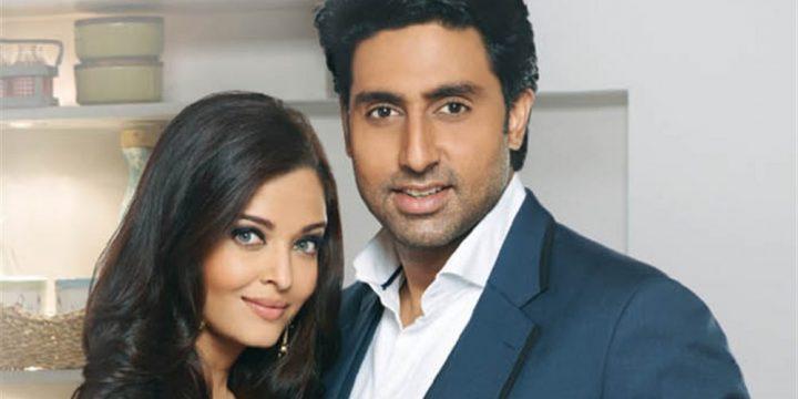 Bollywood film met Abhishek en Aishwarya binnenkort aangekondigd