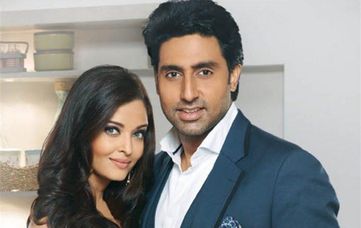 Abhishek Bachchan en Aishwarya Rai Bachchan samen terug op het witte doek