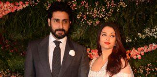 Bollywood actrice Aishwarya Rai Bachchan niet zwanger
