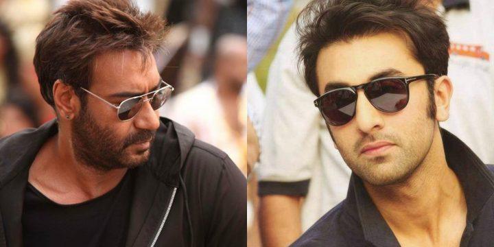 Ranbir Kapoor en Ajay Devgn samen in een film