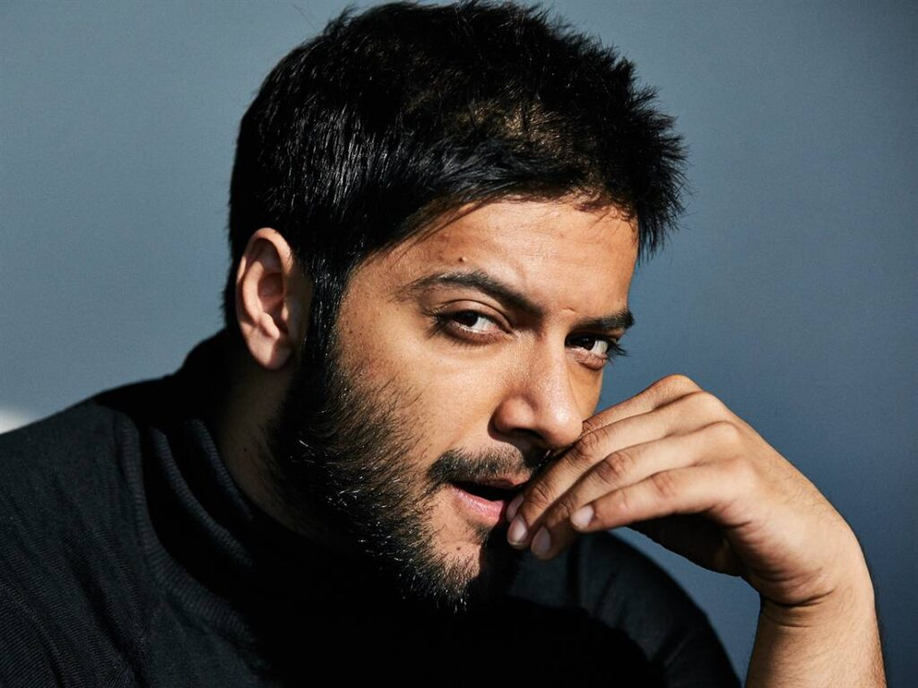 Bollywood acteur Ali Fazal in Hollywood bewerking van Codename Johnny Walker