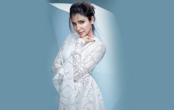 Bollywood actrice Anushka Sharma voor het eerst in de rol van politieagent