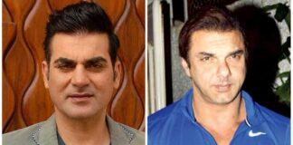 Bollywood acteurs Sohail en Arbaaz Khan overtreden COVID-maatregelen