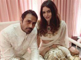 Bollywood acteur Arjun Rampal is vader geworden