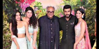 Bollywood producent Boney Kapoor wil film maken met zoon Arjun en dochter Jhanvi
