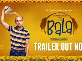 Bekijk de trailer van de Bollywood film Bala