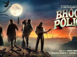Bekijk de trailer van de Bollywood film Bhoot Police