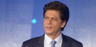 Bollywood acteur Shah Rukh Khan