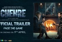 Bekijk de trailer van de Bollywood film Chehre