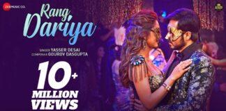 Bekijk de video van het romantische nummer Rang Dariya uit de Bollywood film Chehre