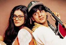 'DDLJ'-beeld van SRK & Kajol wordt onthuld op Leicester Square in Londen