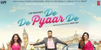 Bekijk de trailer van Bollywood film De De Pyaar De