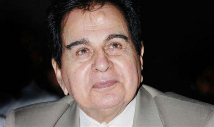 Dilip Kumar opgenomen in ziekenhuis