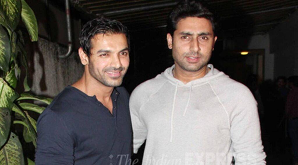 Abhishek Bachchan en John Abraham in Bollywood film Dostana 2?