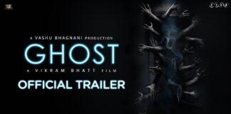 Bekijk de trailer van de Bollywood film Ghost