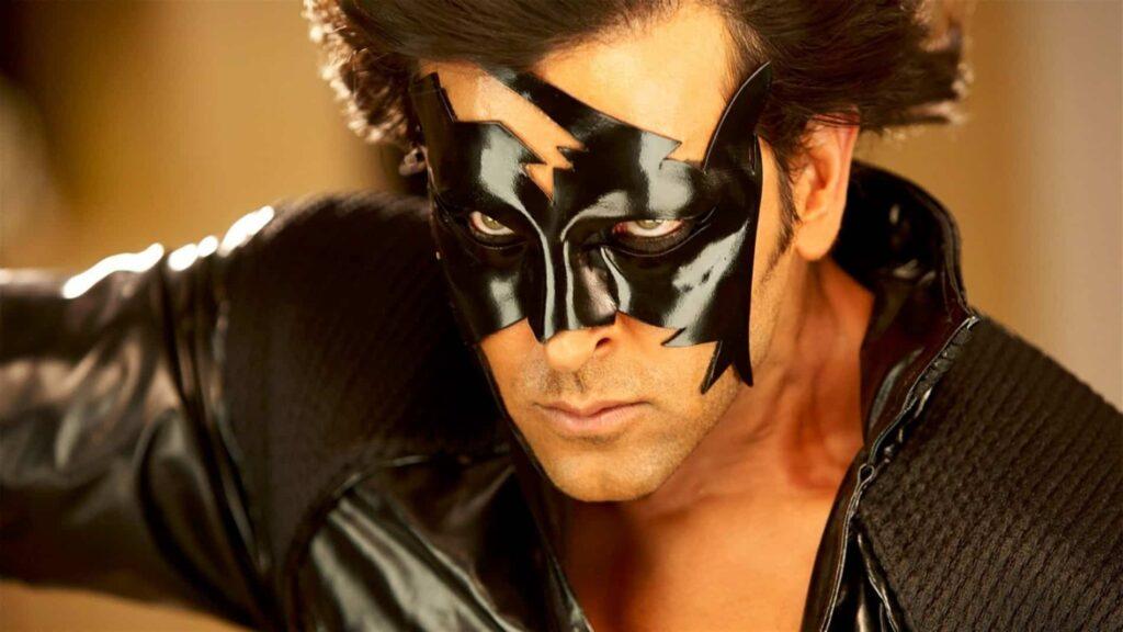 Bollywood acteur Hrithik Roshan in dubbelrol in Krrish 4?