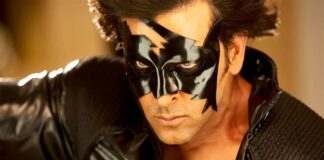 Bollywood acteur Hrithik Roshan in dubbelrol in Krrish 4?