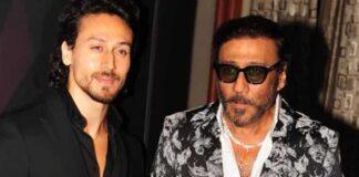 Vader Jackie Shroff en zoon Tiger Shroff eindelijk samen in een Bollywood film?
