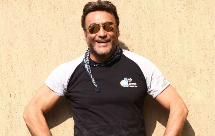 Jackie Shroff in de rol van Salman Khan's vader