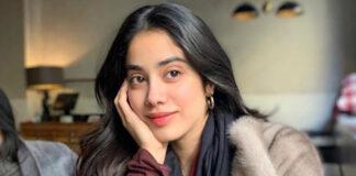 """Bollywood actrice Janhvi Kapoor: """"Mijn moeder wilde niet dat ik ging acteren."""""""
