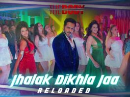 Bekijk de remix van het Bollywood nummer Jhalak Dikhla Jaa