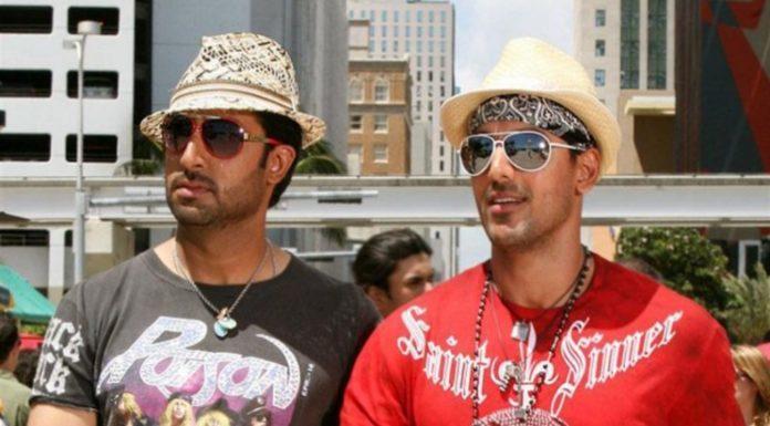 Abhishek Bachchan en John Abraham komen opnieuw samen?