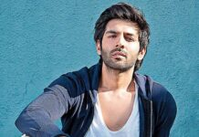 Bollywood acteur Kartik Aaryan in Bhool Bhulaiyaa 2?