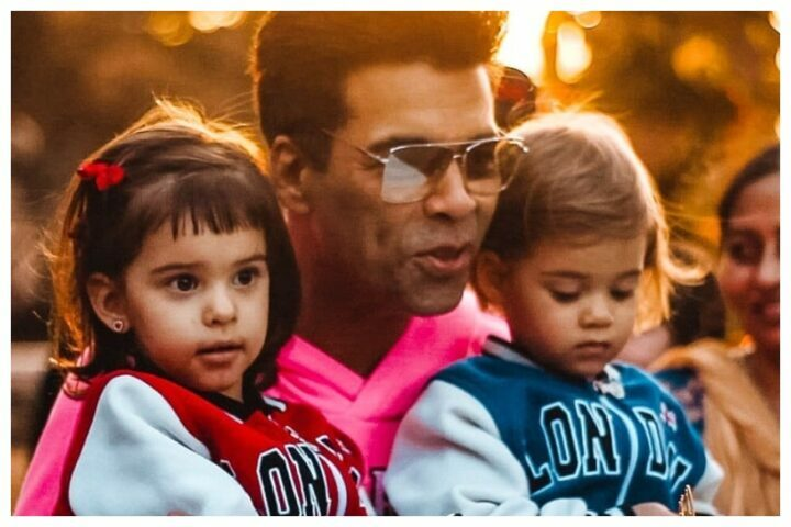 Bollywood producent Karan Johar over alleenstaande ouderschap
