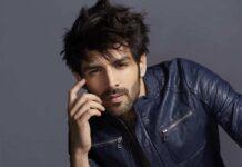 Bollywood acteur Karthik Aaryan ondersteboven van compliment