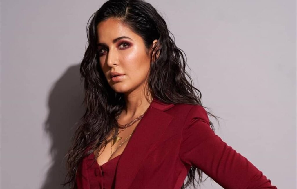 Geen producent voor superhero film met Bollywood actrice Katrina Kaif