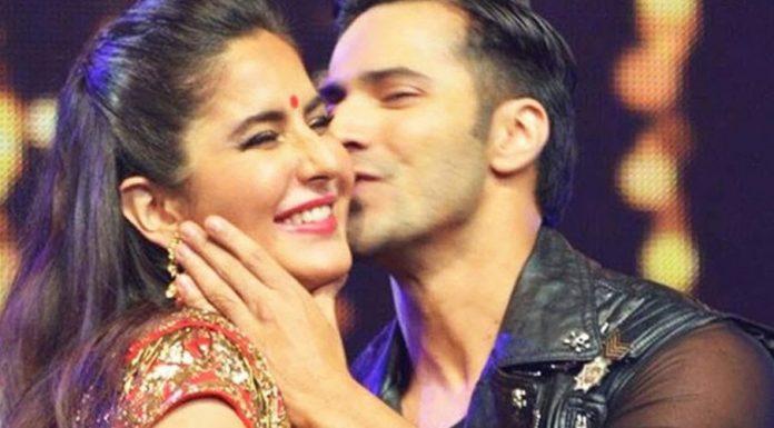 Bollywood sterren Varun Dhawan en Katrina Kaif samen in dansfilm
