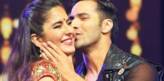 Internationale danser in Bollywood dansfilm met Varun Dhawan en Katrina Kaif