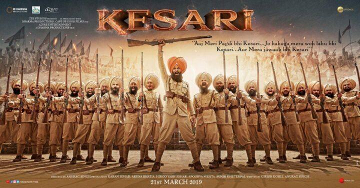 Bekijk de trailer van de Bollywood film Kesari