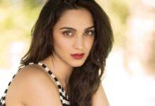 Bollywood actrice Kiara Advani gelooft dat talent je verder brengt