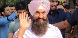 Opnames Bollywood film Laal Singh Chaddha stopgezet