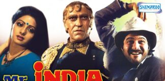 Geen vervolg op Bollywood film Mr. India