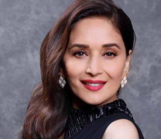 Bollywood actrice Madhuri Dixit Nene kreeg expertadvies van kinderen over single