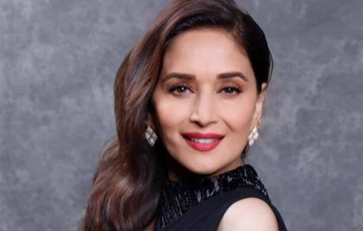 Bollywood actrice Madhuri Dixit Nene kreeg expertadvies van kinderen over single