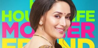 Bollywood actrice Madhuri Dixit vindt film promoties irritant