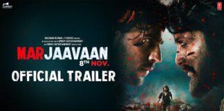 Bekijk de trailer van de Bollywood film Marjaavaan