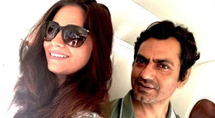 Vrouw Bollywood acteur Nawazuddin Siddiqui vraagt scheiding aan