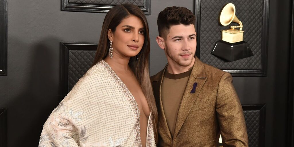 Bollywood actrice Priyanka Chopra en man Nick Jonas zijn extra voorzichtig tijdens Covid-19